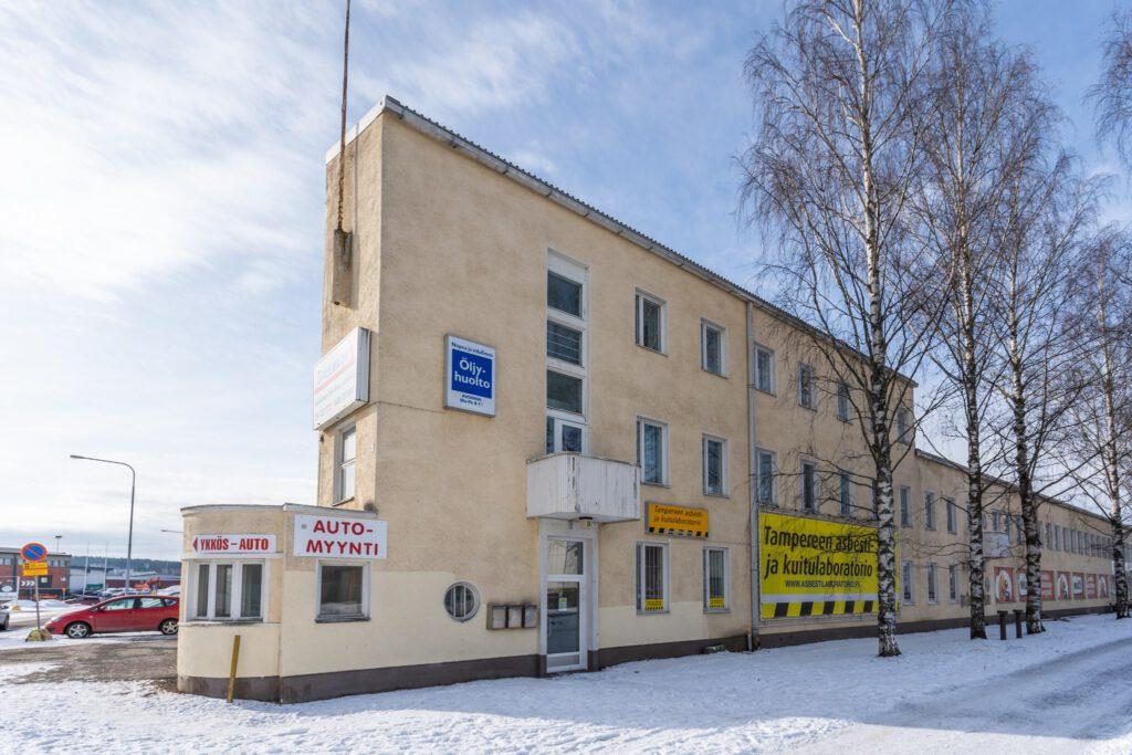 Tampereen Asbesti- Ja Kuitulaboratorio Oy